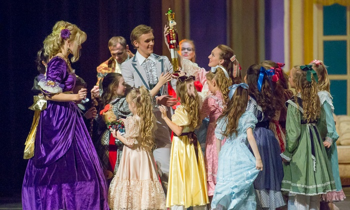 "Youth American Ballet Company Presents ""Nutcracker"" - Desert Ridge H.S. Performing Arts: Youth American Ballet Company Presents ""The Nutcracker"" on December 19–21 (Up to 52% Off)"