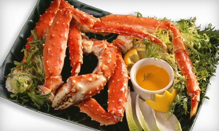 The Spot Sports Bar & Grill - Lilburn: 4 Pounds of Snow-Crab Legs for Two, or 8 Pounds for Four at The Spot Sports Bar & Grill in Tucker (Up to 54% Off)