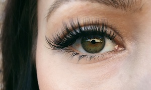 dybco: Full Set of Eyelash Extensions at dybco (55% Off)