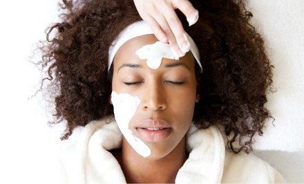 One or Two Facials or Dermaplaning Treatments from Rachel Kaye Skin Care at The Bellezza Salon (Up to 57% Off)