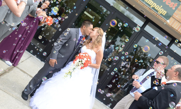 Wedding Photo World - Chicago: $1,250 for a 10-Hour Wedding-Photography Package with Image DVD from Wedding Photo World ($2,500 Value)