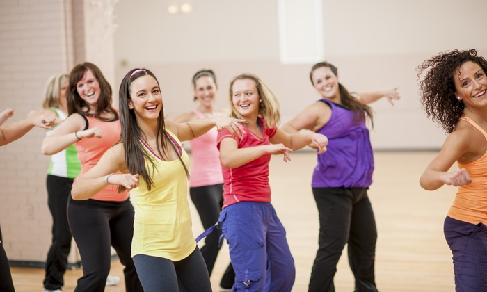 Amplified Fitness With Christina - West Orange: Five Zumba Classes at Amplified Fitness with Christina (44% Off)