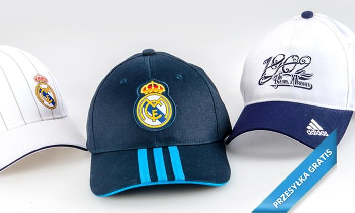 wykwintny design wyprzedaż uroczy Czapka Adidas Real Madryt | Groupon