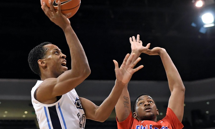 ODU Men's Basketball - Ted Constant Convocation Center: $25 for Two Tickets to an Old Dominion Men's Basketball Game at Ted Constant Convocation Center ($43.50 Value)