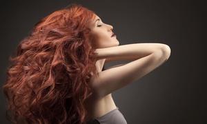 Phänomena Friseur: Komplett-Haarschnitt, Hochsteckfrisur oder Brautpaket bei Phänomena Friseur (bis zu 57% sparen*)
