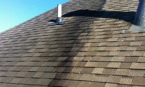Shingle Shiners: Roof Maintenance Package from Shingle Shiners Roof Cleaning, LLC (50% Off)