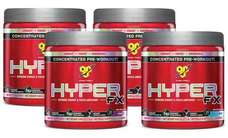 HyperFX Preworkout Supplement