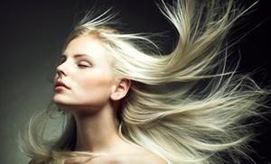Brittany Rose Brard at Euphoria The Salon: Haircut, Condition, and Style from Brittany Rose Brard at Euphoria The Salon (Up to 54% Off)