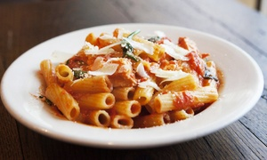 Ciao Bella Ristorante: Italian Dinner, Lunch, or Takeout at Ciao Bella Ristorante (Up to 47% Off). Three Options Available.