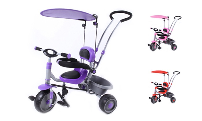 Groupon Goods: Baby Tricycle Stroller for R999 Including Delivery (41% Off)