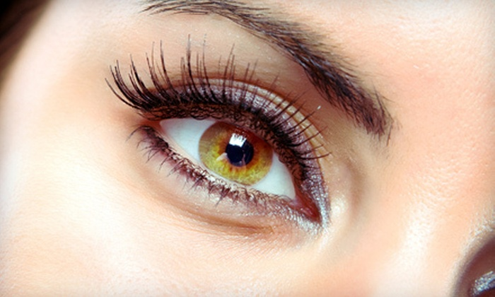 Lexie Bloom Makeup Artistry - Kenner: Eyelash Extensions with Option for One or Two Lash Refills at Lexie Bloom Makeup Artistry in Kenner (Up to 67% Off)
