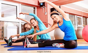 Innergyworks Total Body: 5 or 10 Pilates, Barre, and Fitness Classes or One Month of Classes at Innergyworks Total Body (Up to 51% Off)