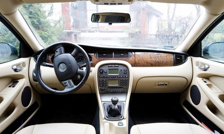 Interior and Exterior Detailing from Aisse Mobile Auto Detailing (Up to 55% Off). Three Options Available.