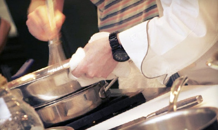 Silver Whisk Cooking School - Oak Grove Plaza: Summer Cooking Class for Two People at Silver Whisk Cooking School in Lakeway (52% Off). Four Classes Available.