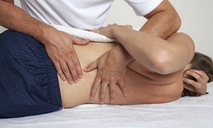 Physology: Pain Assessment and Hands-On Treatment for £15 with Physology (73% Off)