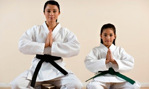 O'Riley Karate Centers: $45 for One Month of Unlimited Karate Classes with a Uniform at O'Riley Karate Centers ($129 Value)