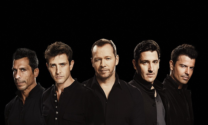 New Kids on the Block - SAP Center at San Jose: The Main Event: New Kids on the Block with Very Special Guests TLC & Nelly on May 3 at 7 p.m. (Up to 22% Off)