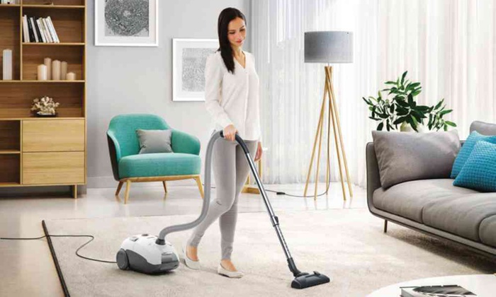 Groupon Goods Global GmbH Zanussi Easy Go Vacuum Cleaner With Free Delivery