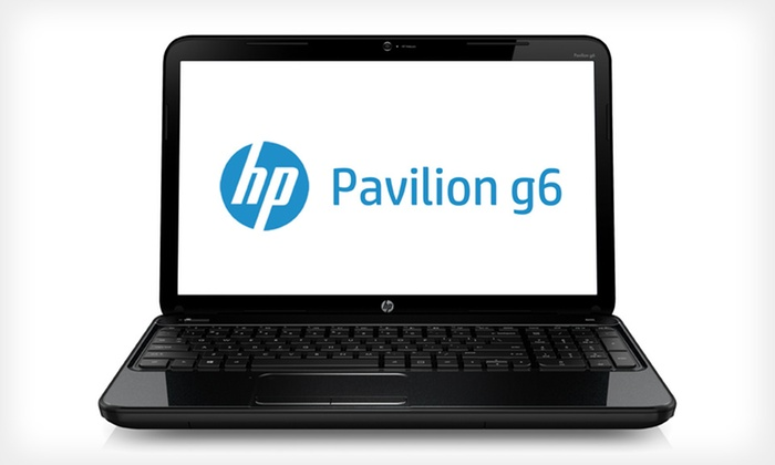 """HP Pavilion 15.6"""" Notebook PC (g6-2292nr): $389.99 for an HP Pavilion 15.6"""" Notebook PC (g6-2292nr) (Refurbished) ($599.99 List Price). Free Shipping and Returns."""