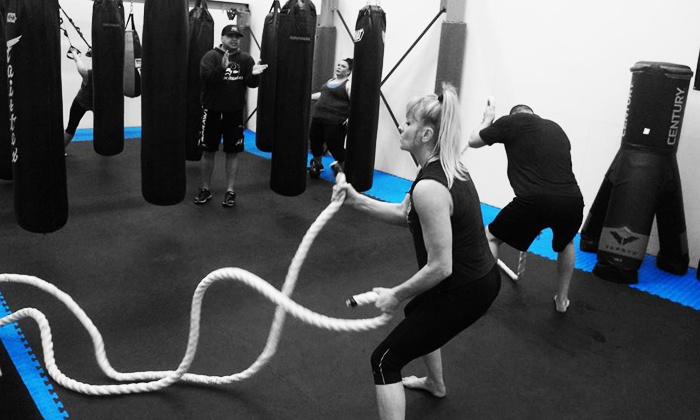 Pacific Martial Arts - Shaw and Blackstone: Two Martial-Arts or Fitness Classes or Month of Unlimited Classes at Pacific Martial Arts (Up to 65% Off)