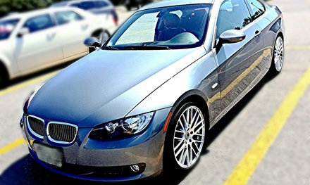 Up to 52% Off Interior & Exterior Detailing at Luxury Auto Care