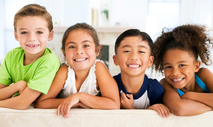 Great Play - Fair Oaks: $97 for Five Days of Educational Play Camp for One Child or Family at Great Play ($195 Value)