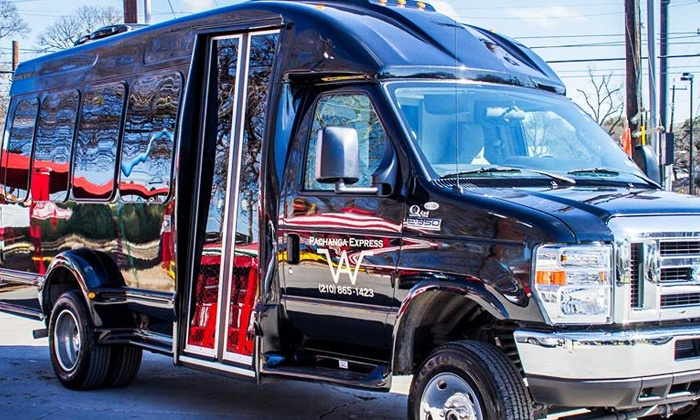 Pachanga Express - San Antonio: $224 for a Three-Hour Party-Bus Rental for Up to 12 from Pachanga Express ($499 Value)