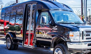 Pachanga Express: $249 for a Three-Hour Party-Bus Rental for Up to 12 from Pachanga Express ($499 Value)