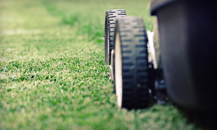 Simply Green Landscaping - Mount Pleasant: 2, 6, 12, or 24 Lawn-Mowing Services from Simply Green Landscaping (Up to 60% Off)