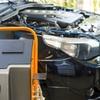 Décalaminage de moteur auto