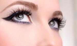 Skinsational Skincare Studio: Full Set of Eyelash Extensions at Skinsational Studio (50% Off)