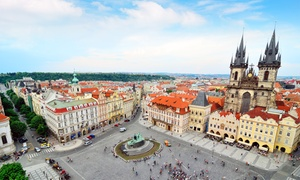 ✈ Prague and Budapest With Flights