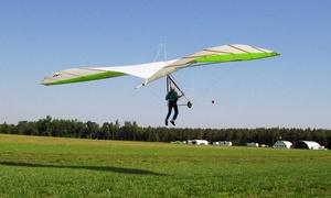 Blue Sky Virginia Hang Gliding: Beginner Hang-Gliding Lesson for One or Two at Blue Sky Virginia Hang Gliding (50% Off)