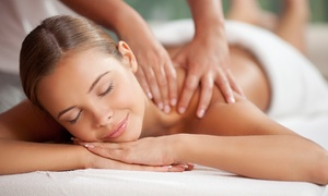 60- or 90-Minute Full Body, Orthopedic, Sports, Deep-Tissue, or Swedish Massage at Just the Right Touch (Up to 51% Off)