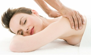 David Feiling Salon: 60- or 90-Minute Massage with Optional Deep Heat Treatment from David Feiling (Up to 52% Off)
