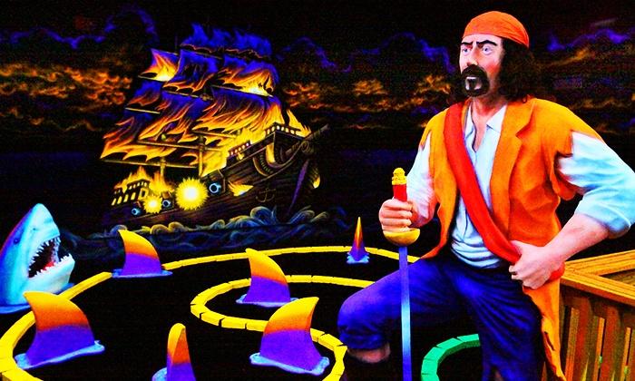 Rascal's Family Fun Center - Honolulu: $42 for Laser Tag and  Mini Golf for Four at Rascal's Family Fun Center ($83.80 Value)