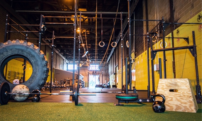 CrossFit Riverfront West - Hedgeville: Ten Interval Training Classes or Two Months Unlimited CrossFit Classes at CrossFit Riverfront West (Up to 82% Off)