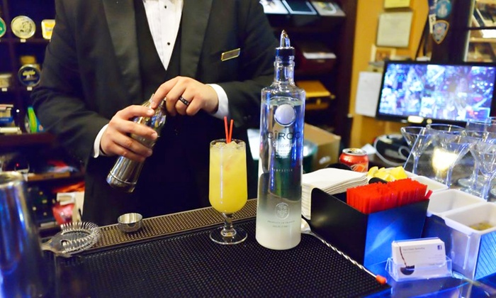 how to get your bartending licence