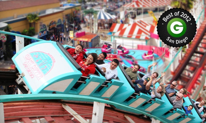 Belmont Park - Belmont Park: $12 for One Unlimited One-Day Ride Pass at Belmont Park (Up to $26.95 Value)