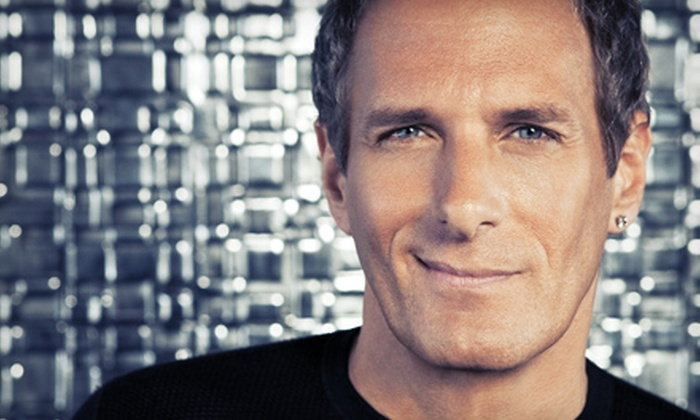 Michael Bolton - Macomb Music Theatre: Much-Anticipated Michael Bolton Concert at Macomb Music Theatre on December 5 at 7 p.m. (Up to 53% Off)