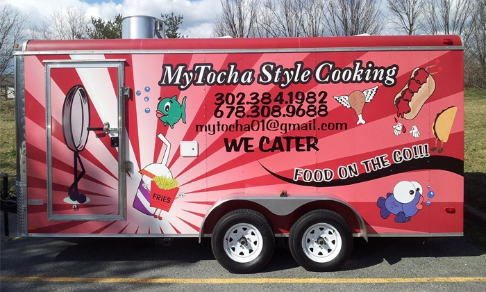 MyTocha's Style Cooking - Wilmington-Newark: $11 for Two Groupons, Each Good for $10 Worth of Comfort Food at MyTocha's Style Cooking ($20 Value)