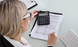 J.B.D Consulting L.L.C: Financial and Tax Consulting Services at J.B.D Consulting L.L.C (80% Off)