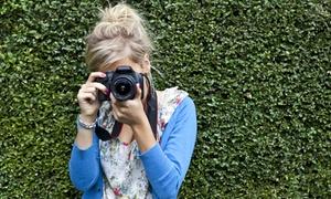 We Train: Apprendre la photographie numérique en ligne à 14,90 € avec We Train (95% de réduction)