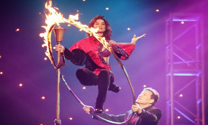 Super Diamond, Masters of Illusion, Tribute to John Denver  - NYCB Theatre At Westbury: Tribute Concert or Magic Show at NYCB Theatre at Westbury (Up to 52% Off). Three Options Available.