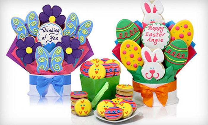 Corso's Cookies: Cookie Bouquets from Corso's Cookies (Up to 62% Off). Two Options Available.