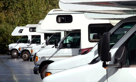 $995 for RV Parking Wednesday–Sunday During Coachella from Coachella Event Parking ($2,200 Value)