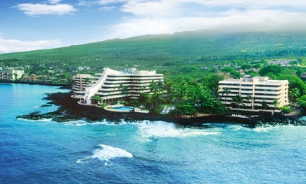 4-Night Stay for Two at Royal Kona Resort in Kailua Kona, HI. Combine Multiple Groupons to Extend Your Stay.