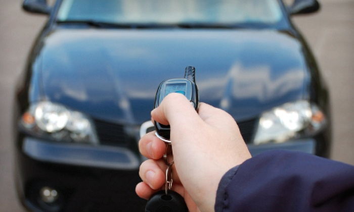 Elite Auto Image, Inc. - Chapel Hill - Ben Davis: Remote Car-Start System Installation with Option for Keyless Entry at Elite Auto Image, Inc. (Up to 54% Off)