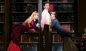 """""""A Gentleman's Guide to Love & Murder"""": Broadway's Tony-Winning Best Musical, """"A Gentleman's Guide to Love & Murder"""" (October 20, 21, and 25)"""