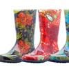 Sloggers Women's Waterproof Tall Rain and Gardening Boots
